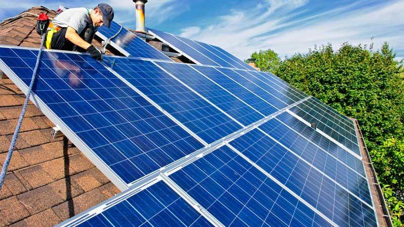 Dachflächenvermietung für Photovoltaik