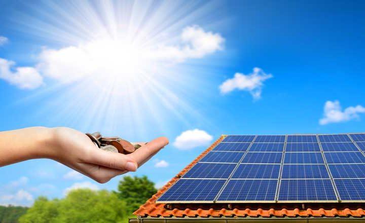 Solaranlagen und Steuern