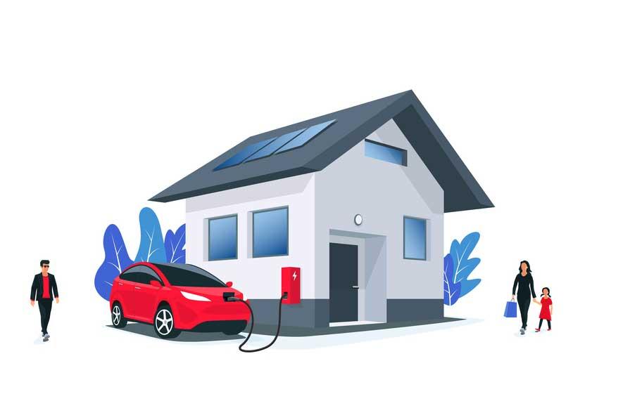 Wallbox – die E-Auto Ladestation für Zuhause