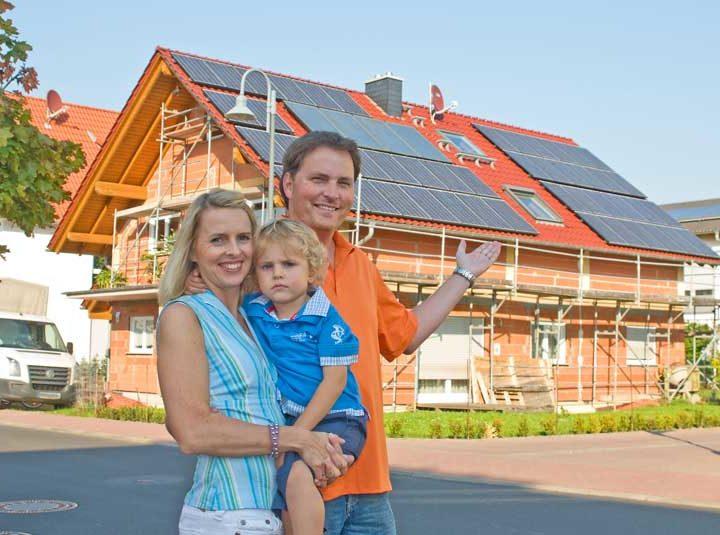 Solaranlage steigert Wert des Gebäudes