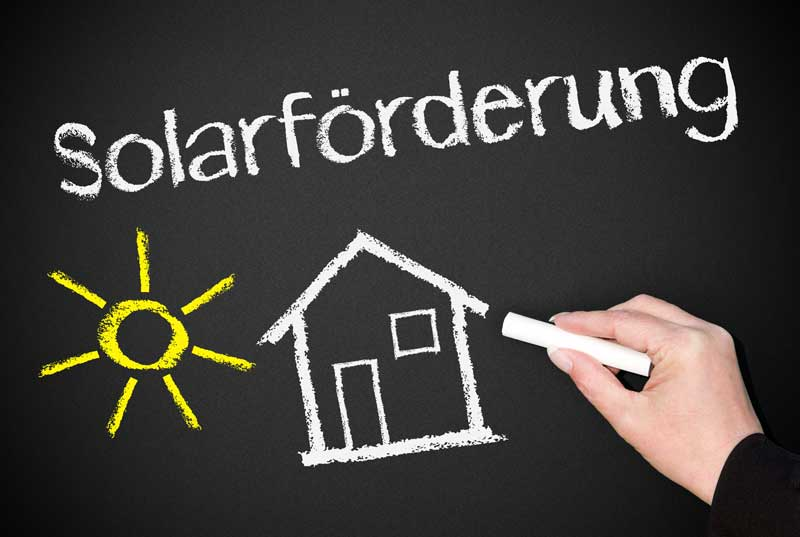 Photovoltaikanlage mit KfW-Förderung