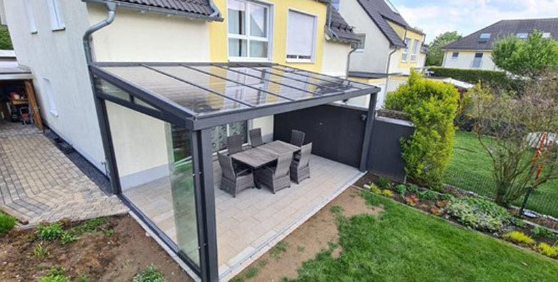 Für wen lohnt sich ein Solar Terrassendach?